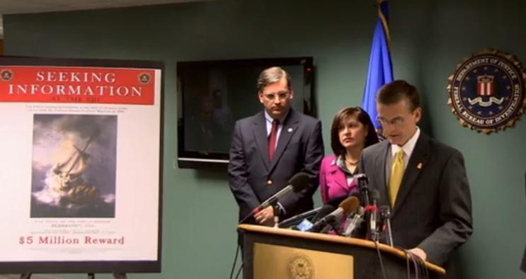 FBI says it knows identity of Gardner art thieves